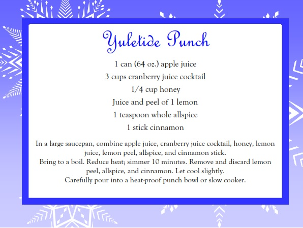 Yuletide Punch